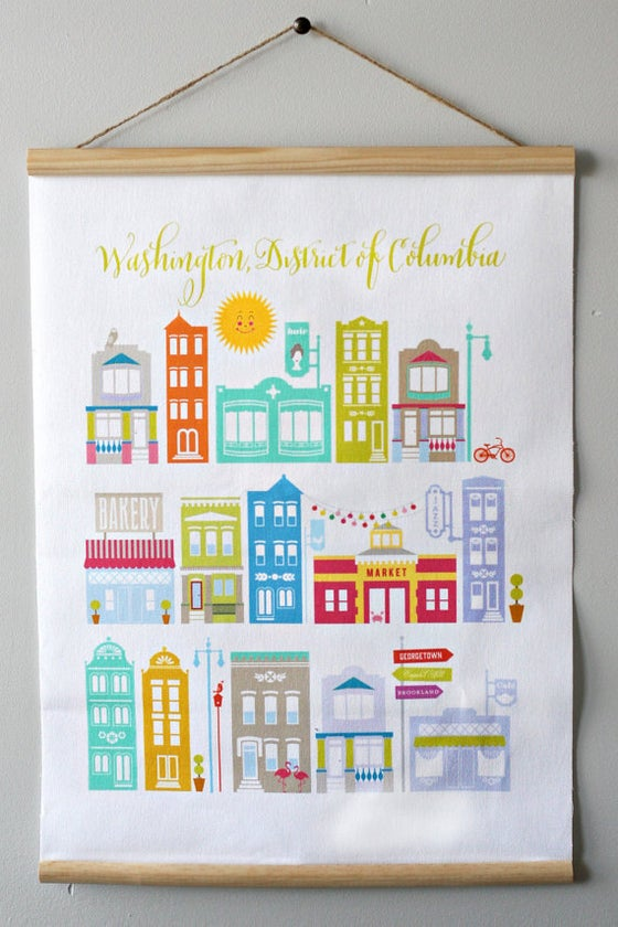 Image of Washington, DC banner