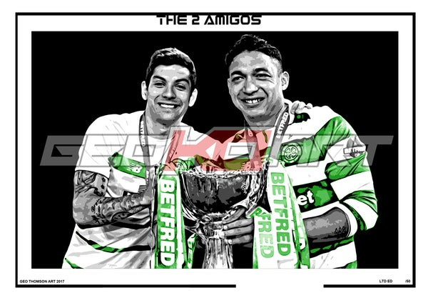 Image of EMILIO IZAGUIRRE CELTIC FC