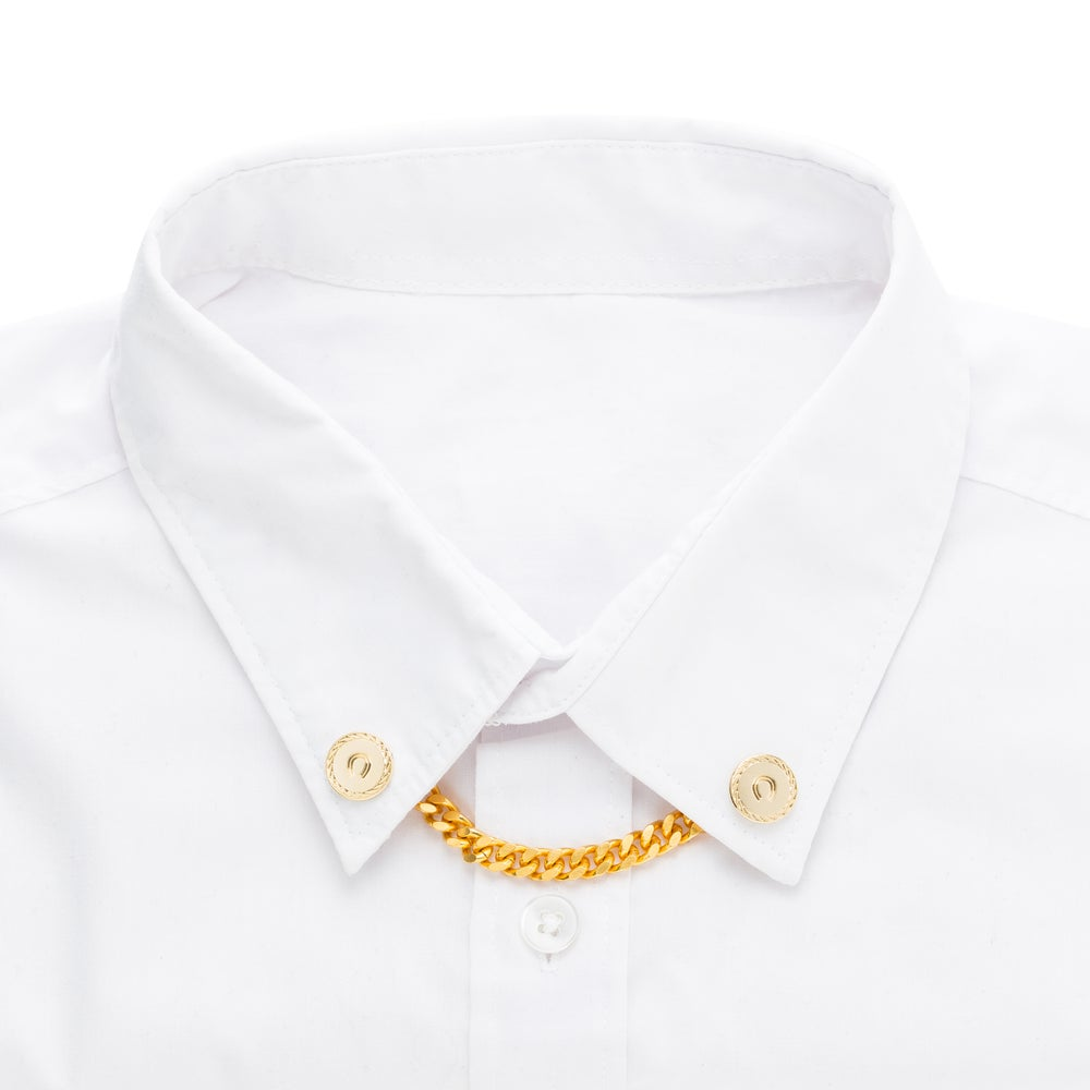 Image of CHAIN COLLAR PIN'S & PIN'S