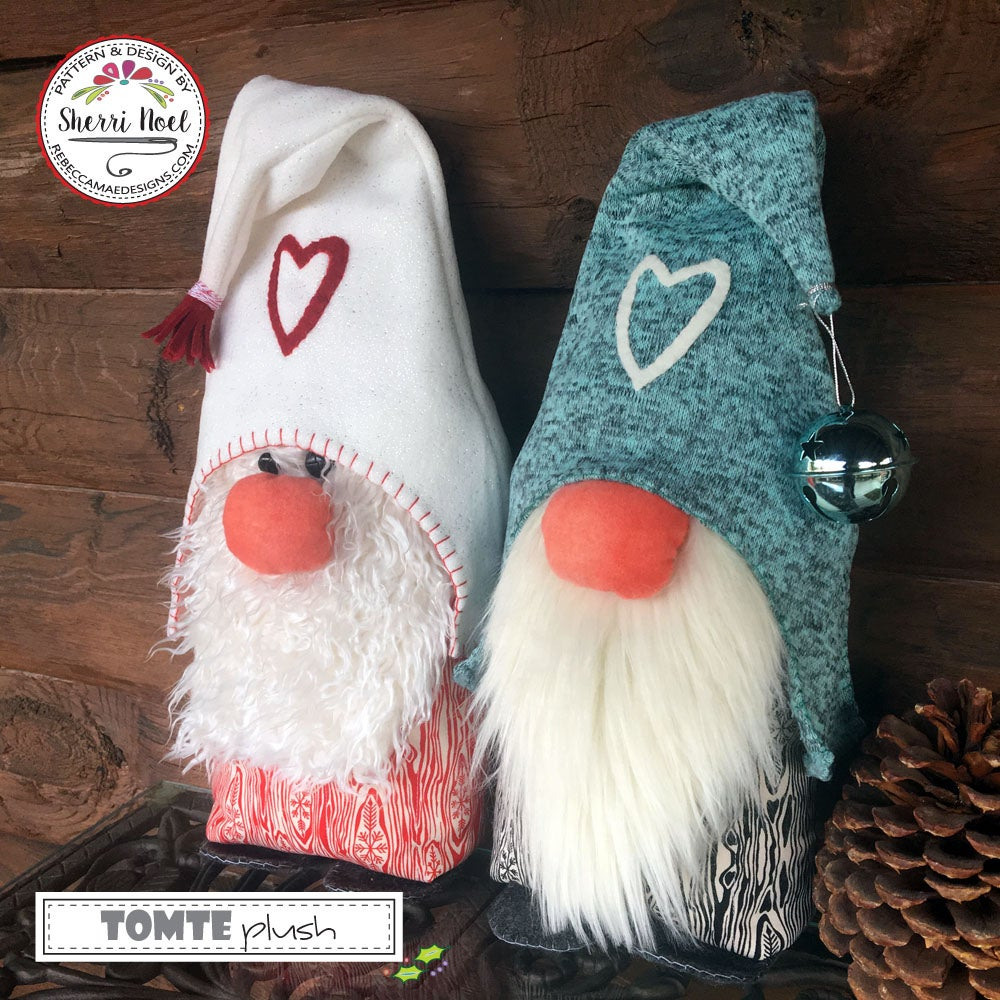 Image of Scandinavian Tomte ~ PLUSH