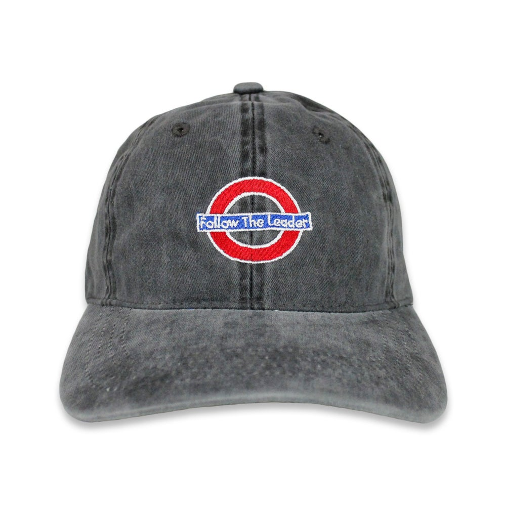 Image of London Connect Hat (Washed Black)