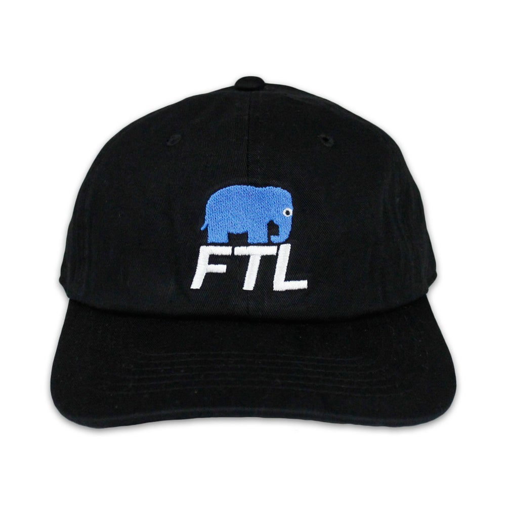 Image of FTLephant Hat (Black)