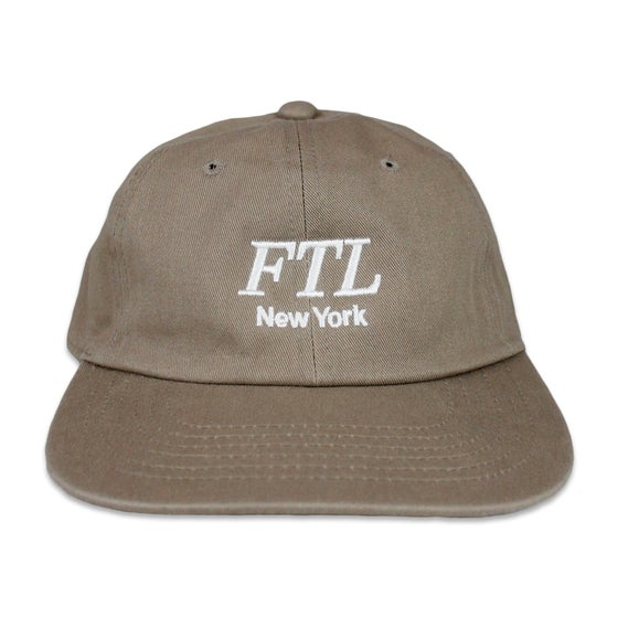 Image of New York Times Hat (Wheat)