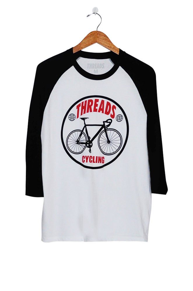 Image of THREADS Cycling - Raglan Jersey