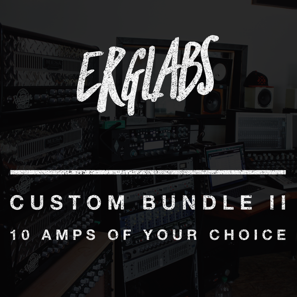 Image of ERGLabs - Custom Bundle II - 10 Amps of your Choice