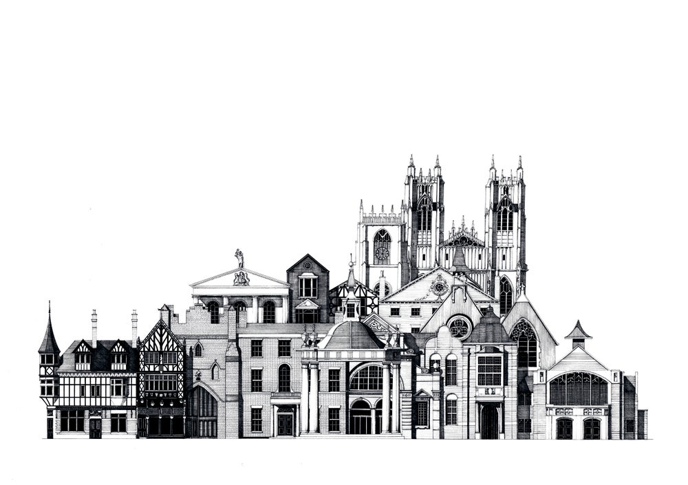 Image of Beverley Panorama