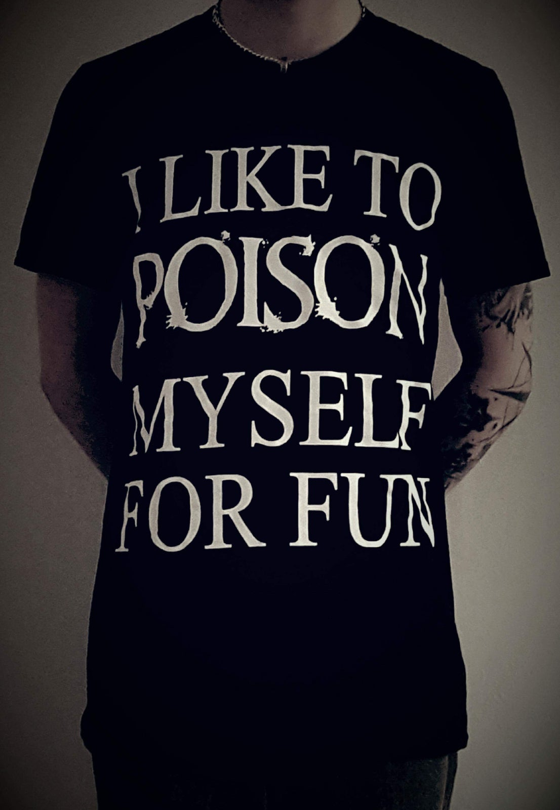 Image of Poison Tee