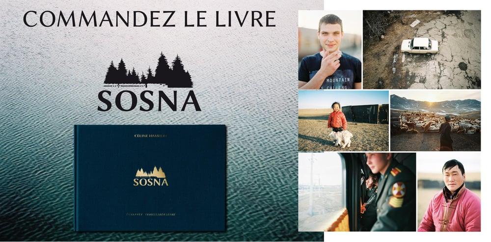 Image of SOSNA - Echappée Transsibérienne - Livre de photographies argentiques