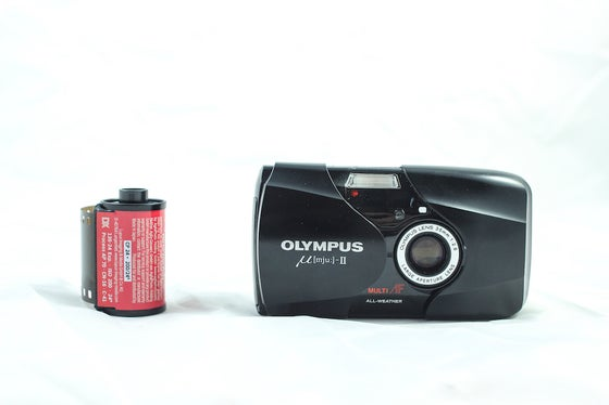 Image of OLYMPUS MJU 2