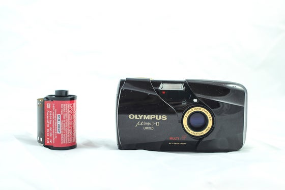 Image of OLYMPUS MJU 2 LIMITED EDITION