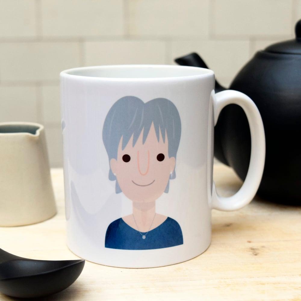 Image of Best mum since Judy (Mug)