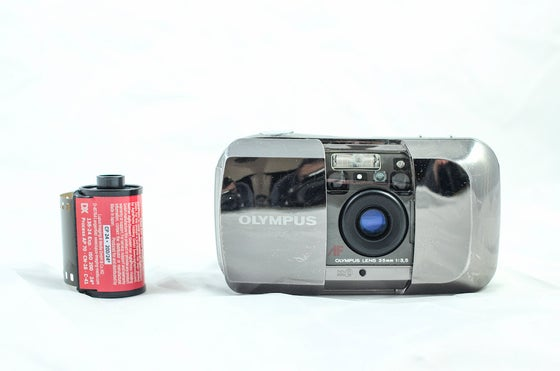 Image of OLYMPUS MJU LIMITED EDITION