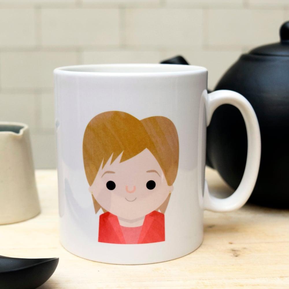 Image of Nicola Sturgeon (Mug)