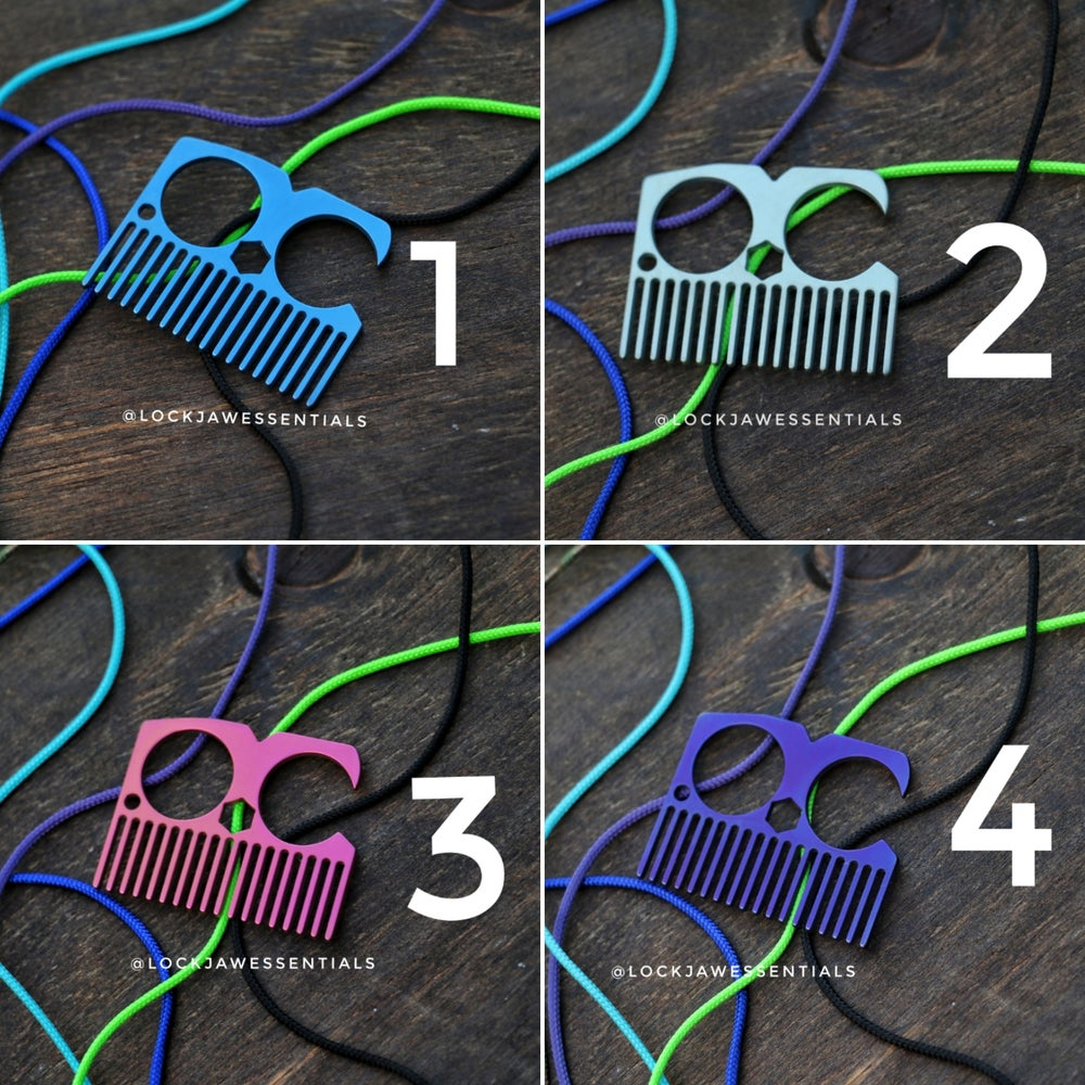 Jaw Rakers ( Anodized )