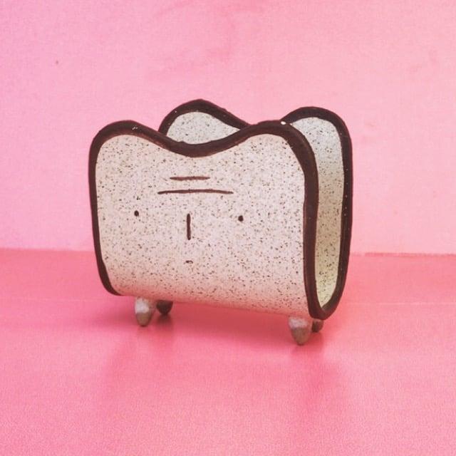 Image of Toast Man