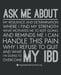 Image of IBD Empowerment Cozy Hoodie (U) - 2017 Design