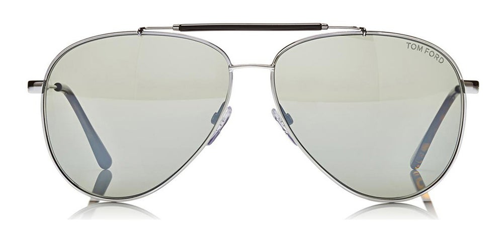 Image of TOM FORD Model FT378 SILVER/ GREY- NOW 50% OFF