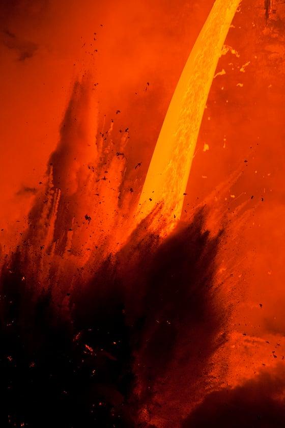 Image of Lava Stream