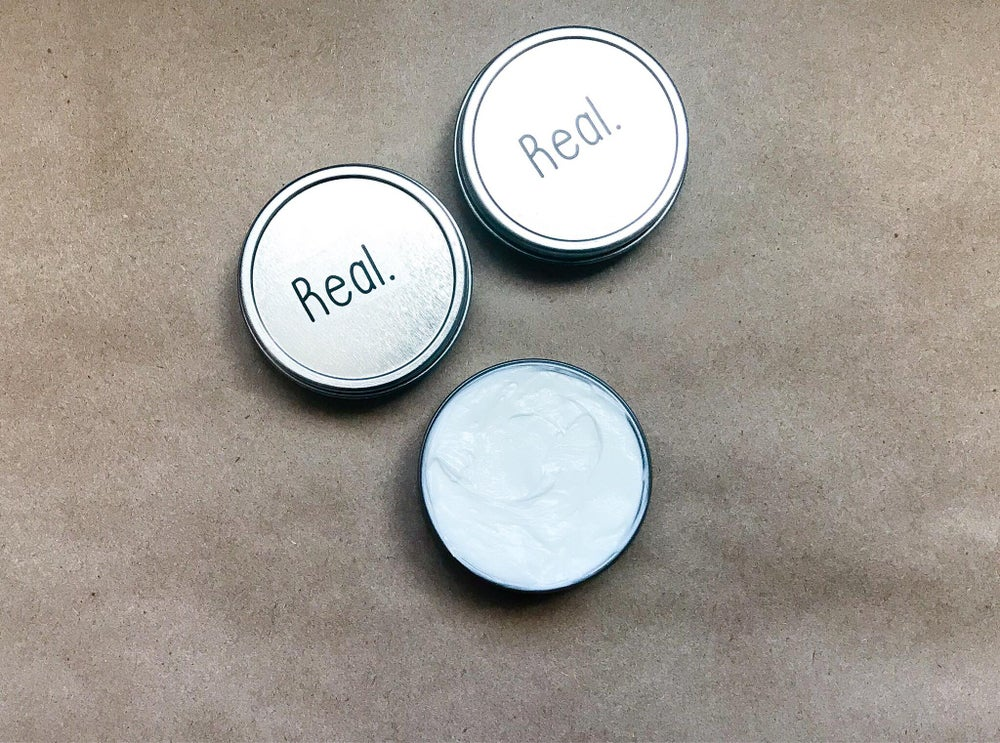 Image of Real. Hair & Body Butter 1 oz Stocking Stuffer