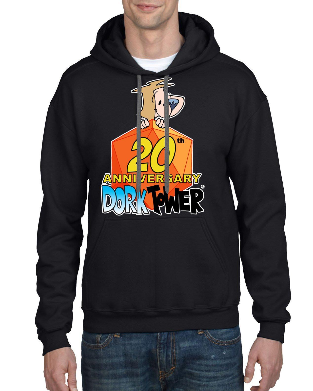 Image of Dork Tower 20th Anniversary Hoodie