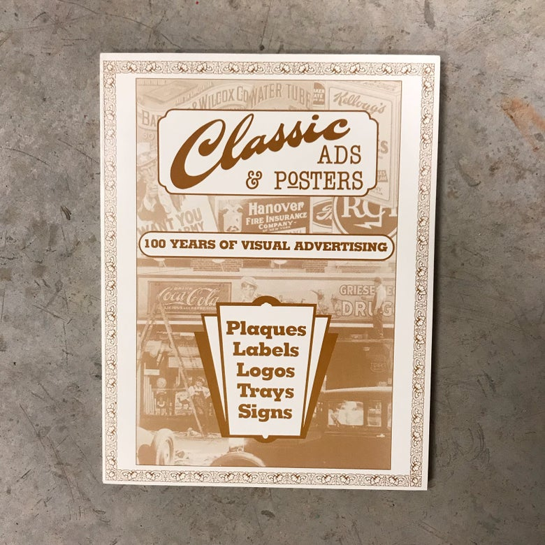 Image of Classic Ad's & Posters