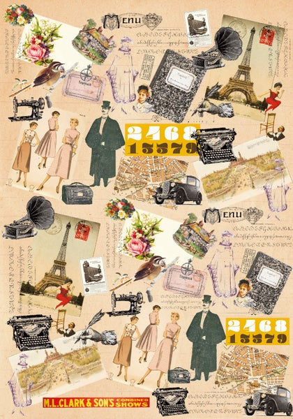Image of Vintage Collection cod. 61