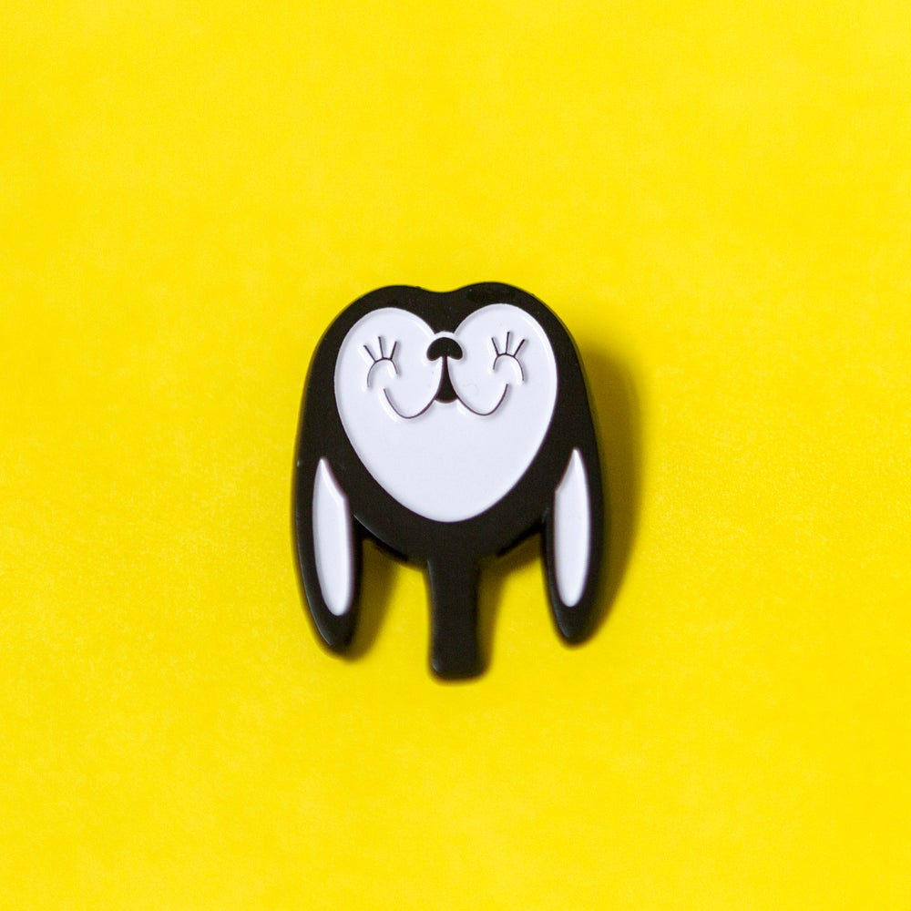 Image of Happy Feelings Pin Pal