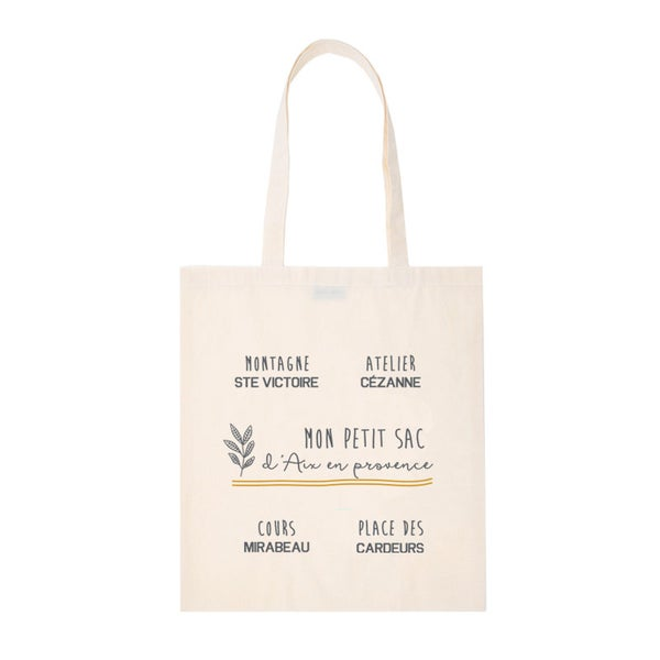 Image of Tote bag Aix en provence