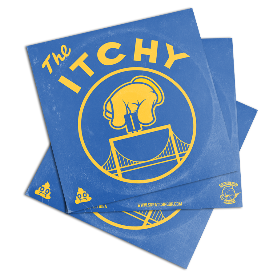 """Image of The Itchy 7"""""""