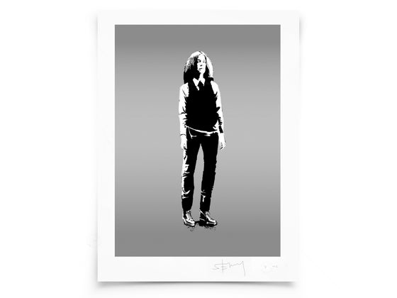 Image of Patti Smith - Screeprint
