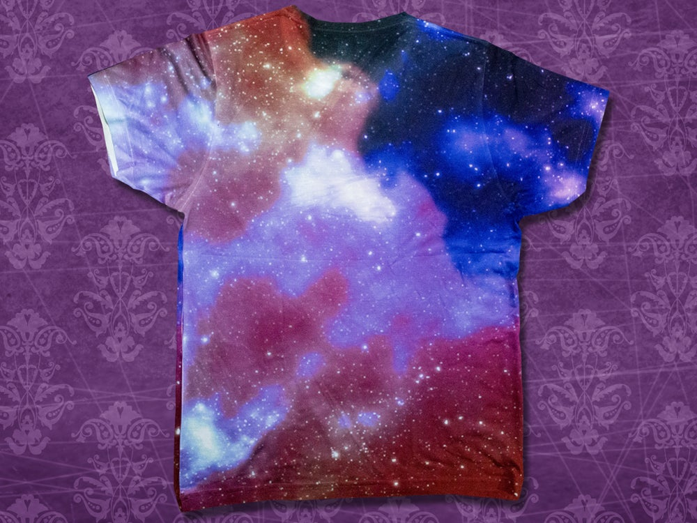 Image of Astral Badass - Logo All Over Print T-Shirt