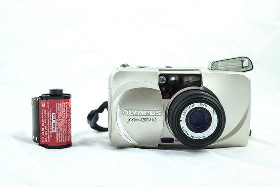 Image of OLYMPUS MJU ZOOM 140