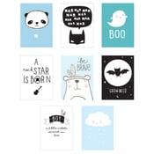 Image of A Little Lovely Company Lightbox Sheet Sets
