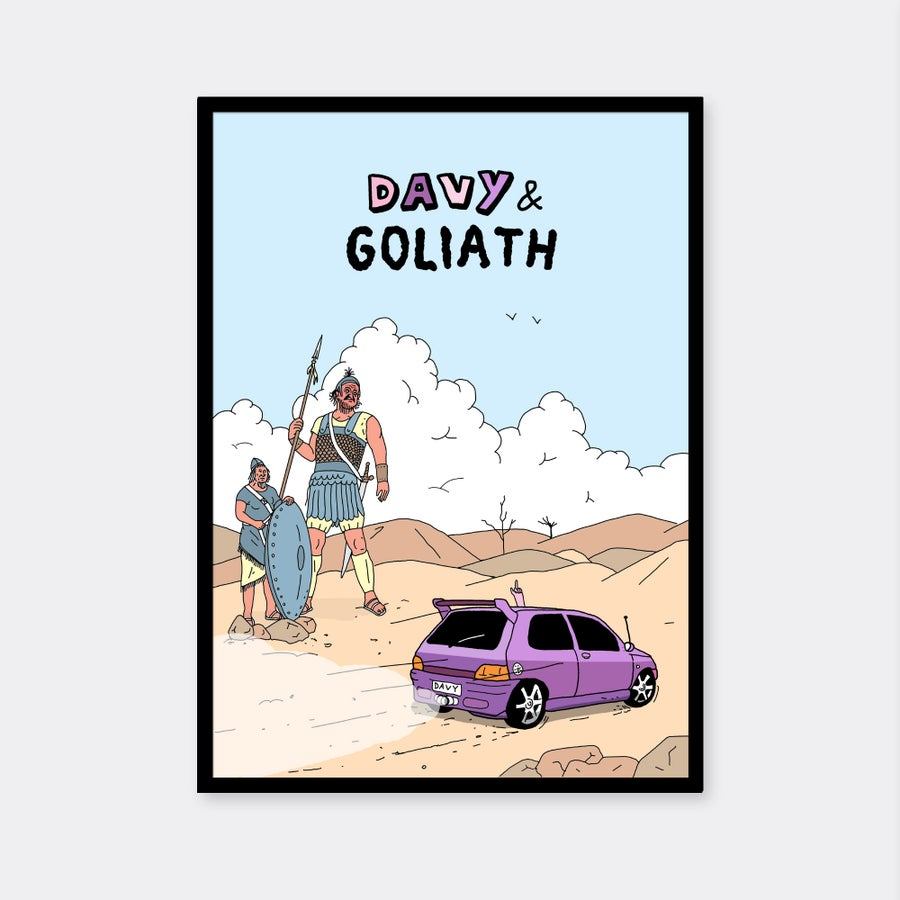 Image of Davy & Goliath