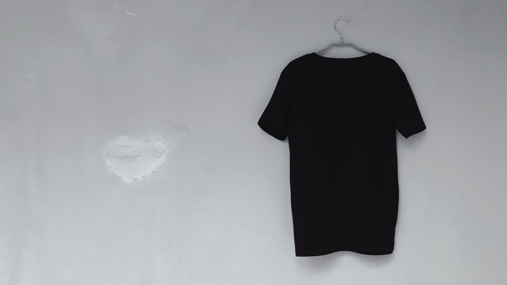 Image of T(shirt)HEBODYASMEDIUM /BLACK