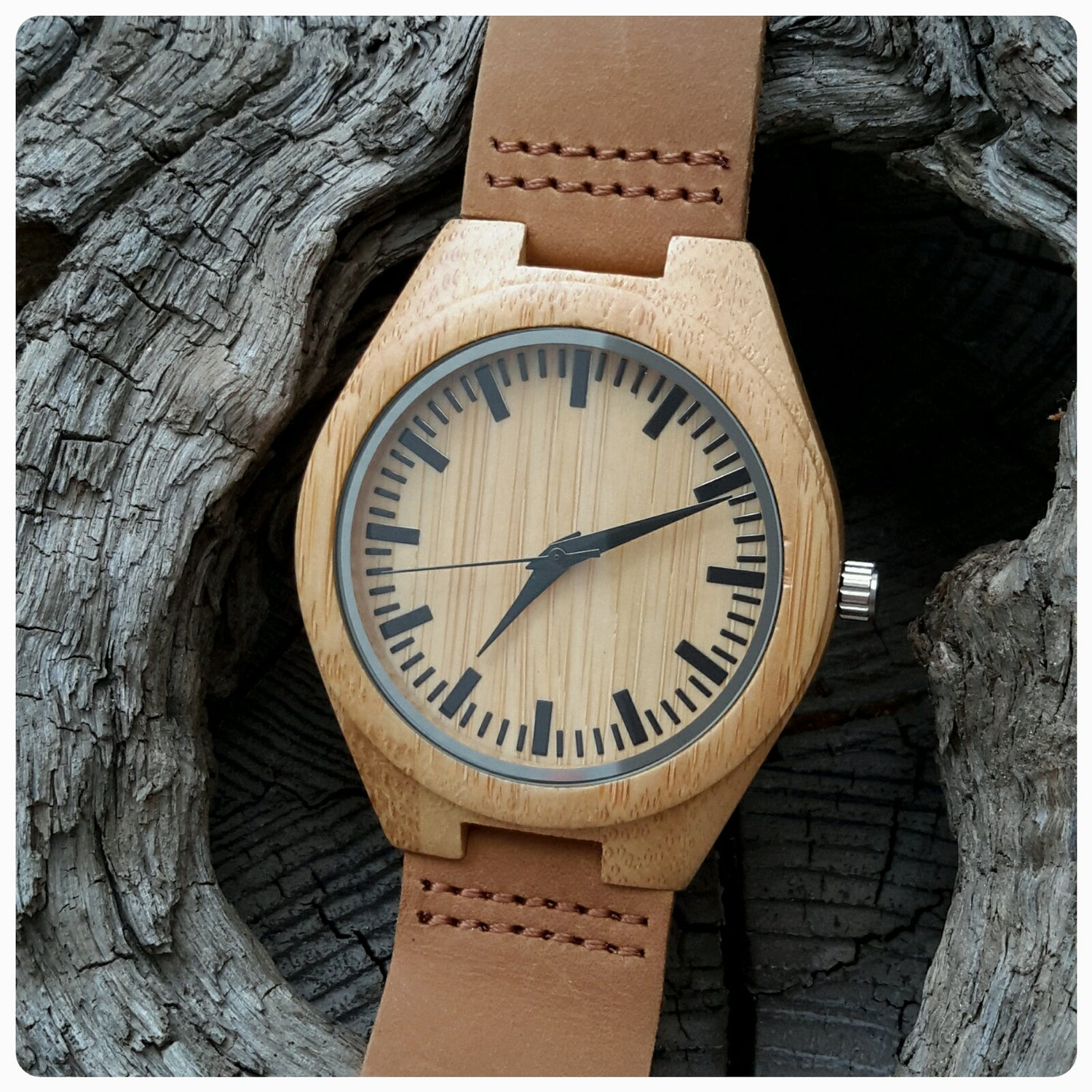 Image of Montre bois