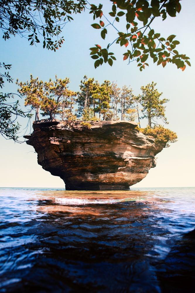 Image of Turnip Rock