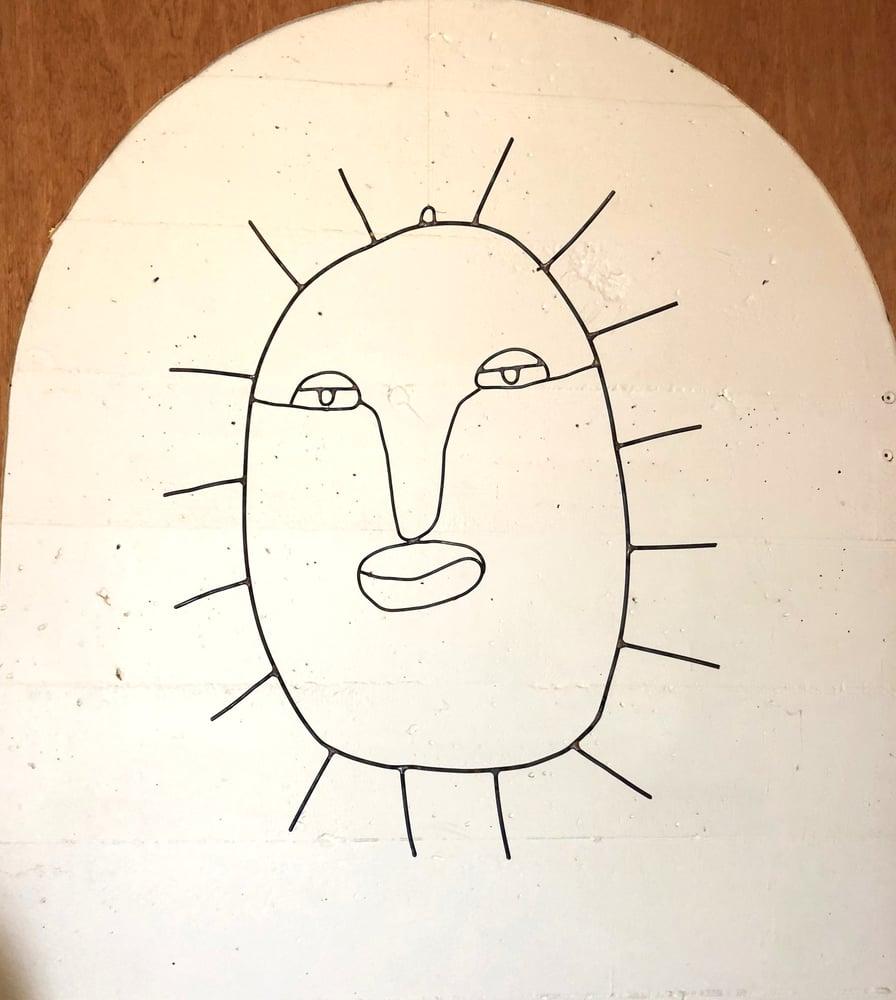 Image of The Big Sky- Sun
