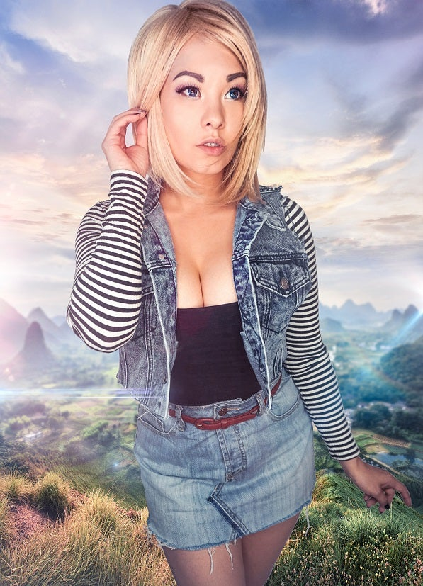 Image of Android 18