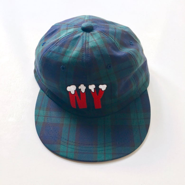 Image of NY black watch hat