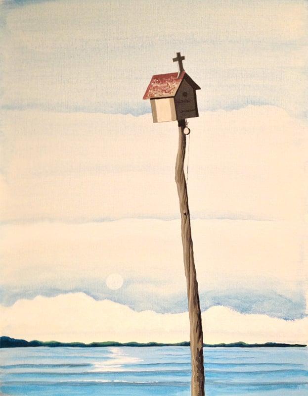 Image of God's Birdhouse