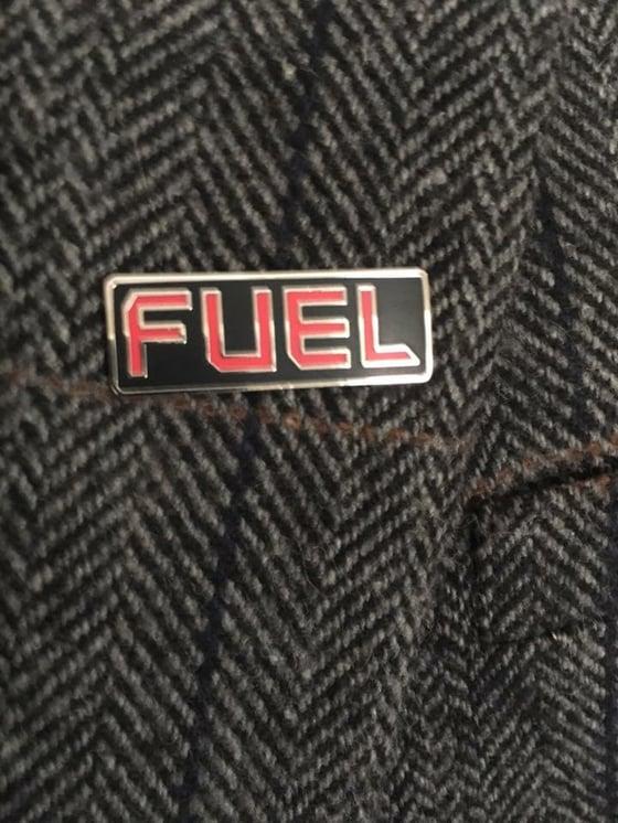 Image of Pin Badge