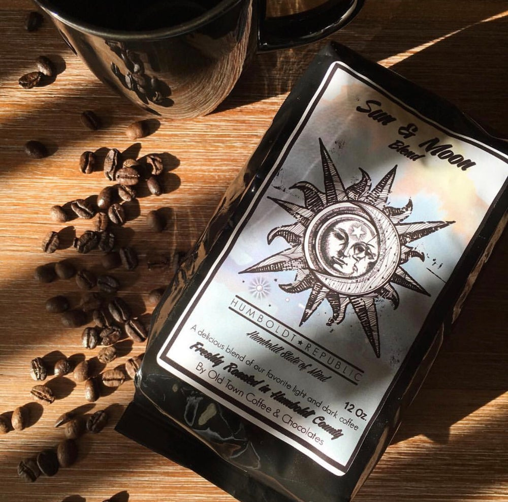Image of Sun & Moon Coffee Blend by Humboldt Republic