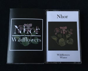 Image of Wildflowers: Winter - Cassette