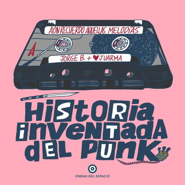 """Image of Cómic """"Historia Inventada del Punk - Aún recuerdo aquellas melodías"""""""