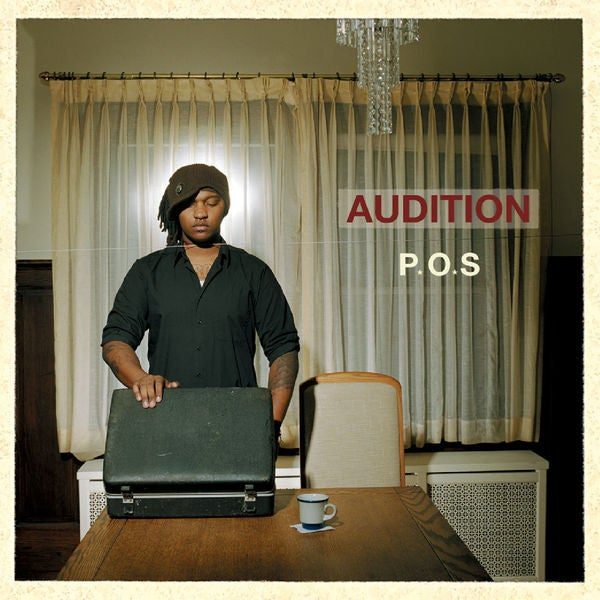 Image of Audition CD - P.O.S