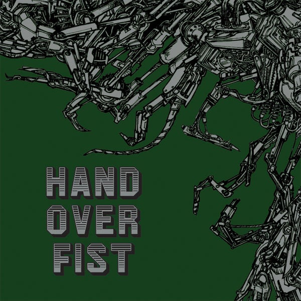 Image of Hand Over Fist - Mike Mictlan + Lazerbeak