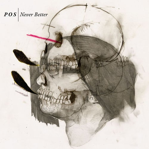 Image of Never Better CD - P.O.S