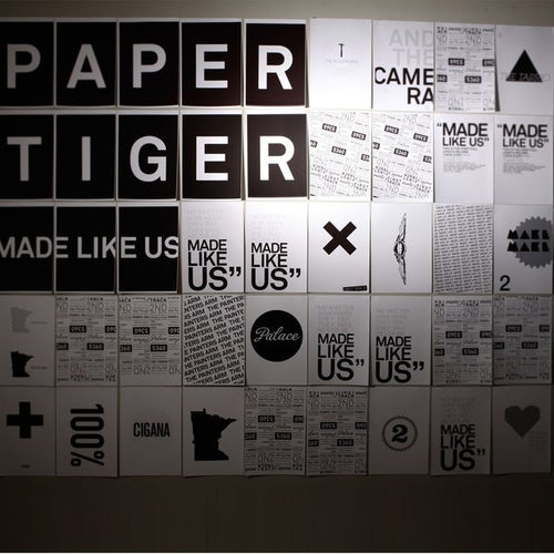 Image of Made Like Us - Paper Tiger