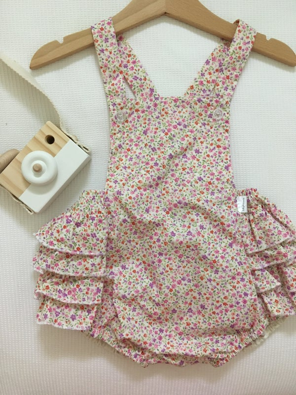 Image of Alice vintage romper